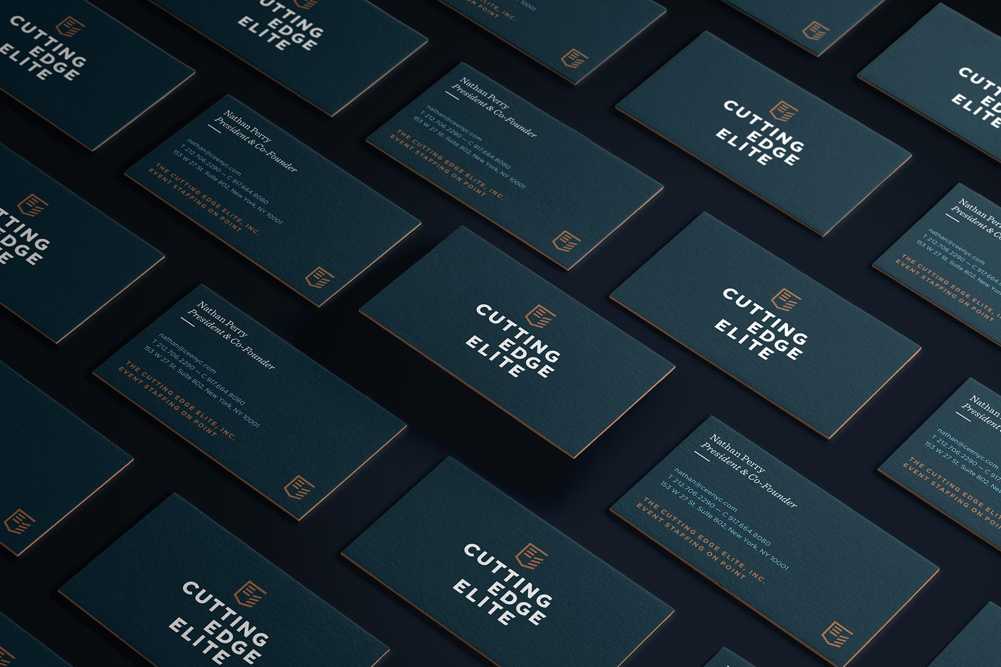 CEE business cards A