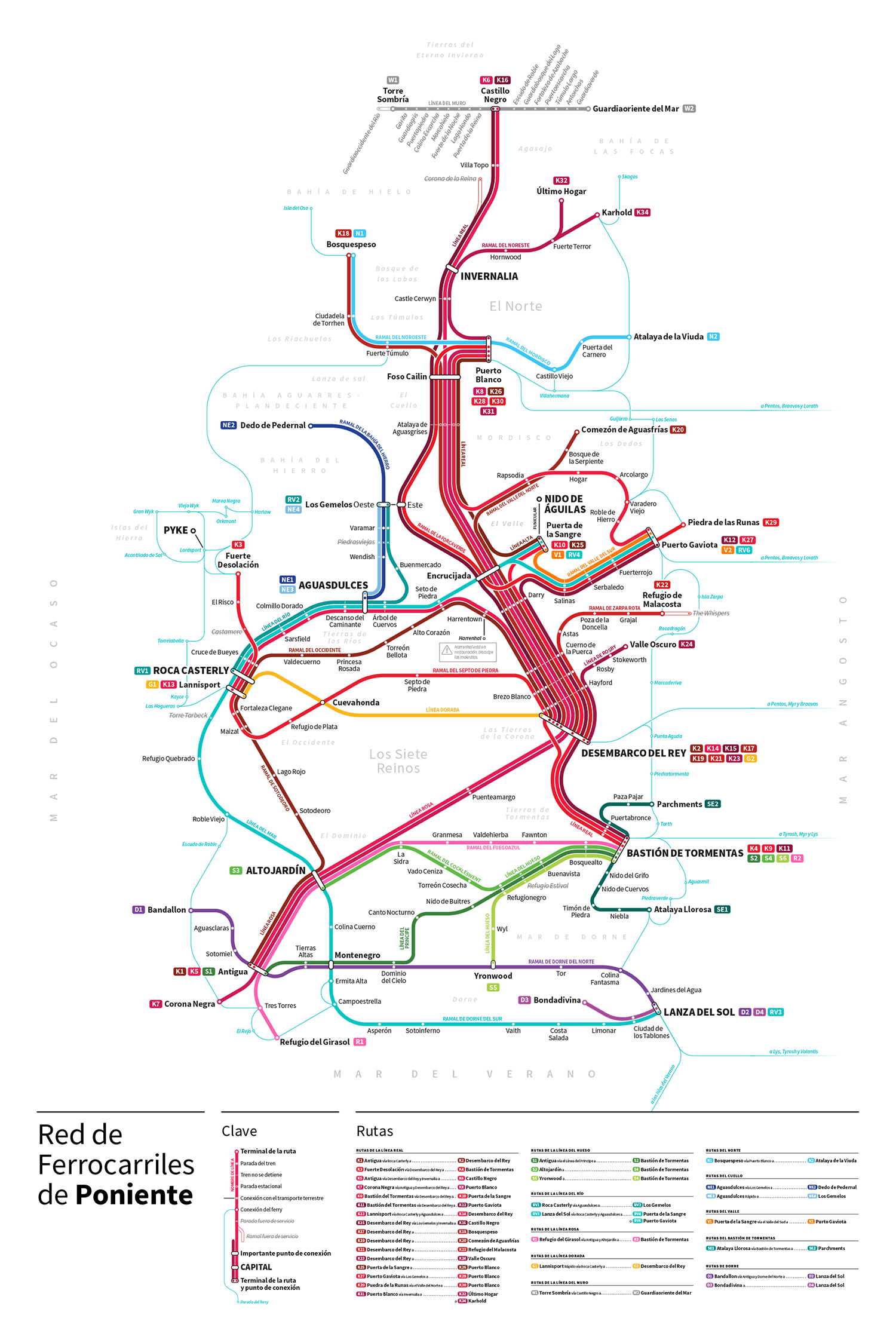 game of thrones map spanish-3